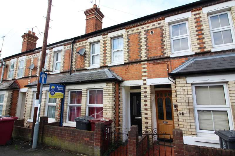 3 Bedrooms Terraced House for sale in Pitcroft Avenue, Reading.