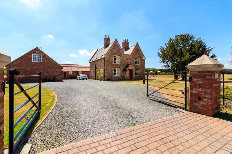7 Bedrooms Detached House for sale in Willingham Road, Lea, Gainsborough, Lincolnshire, DN21