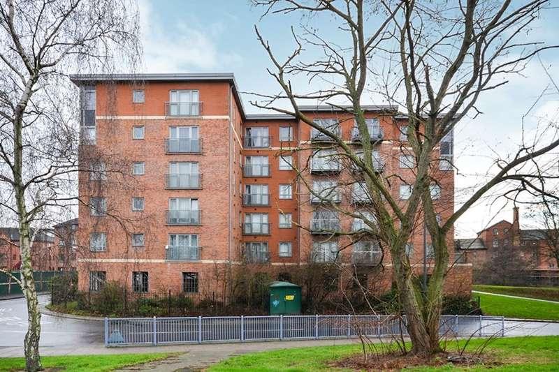 2 Bedrooms Flat for sale in Stuart Street, Derby, DE1