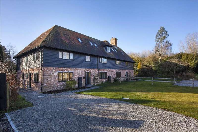 7 Bedrooms Semi Detached House for sale in The Tapster, Newnham, Sittingbourne, Kent, ME9