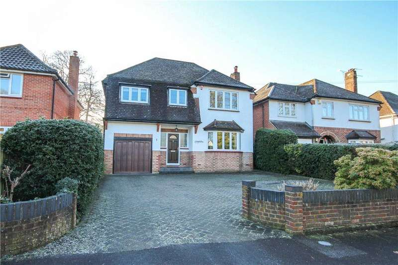 5 Bedrooms Detached House for sale in Napoleon Avenue, Farnborough, Hampshire, GU14