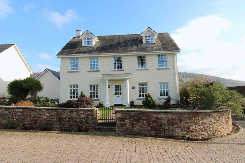 6 Bedrooms House for sale in Hill Farm Close, Monmouth