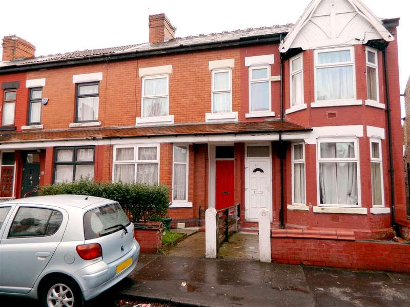 3 Bedrooms Property for sale in Campbell Road, Manchester
