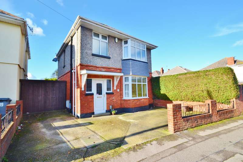 3 Bedrooms Detached House for sale in Ensbury Park