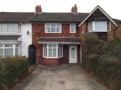 3 Bedrooms Terraced House for sale in Eastfield Road, Bordesley Green, Birmingham, West Midlands