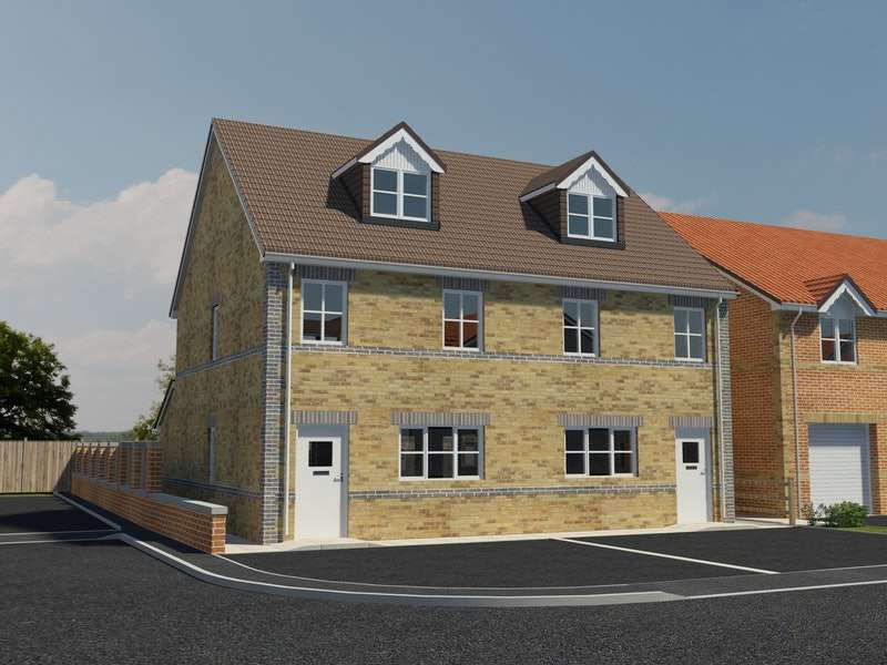 3 Bedrooms Semi Detached House for sale in Ferrybridge Road, Knottingley, West Yorkshire, WF11