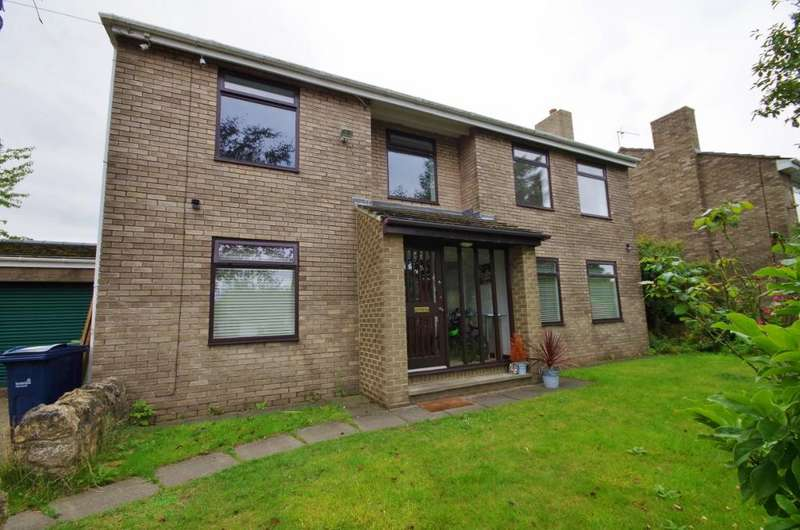 4 Bedrooms Detached House for sale in McClaren Way, Houghton Le Spring, DH4