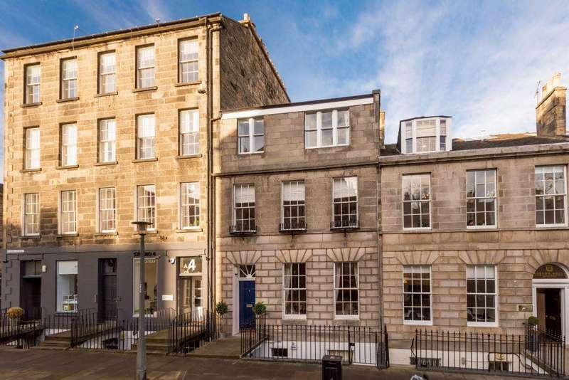 4 Bedrooms Town House for sale in 6 Albany Street, Edinburgh, EH1 3QB