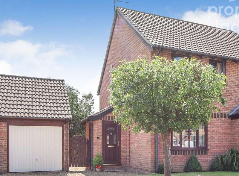 2 Bedrooms Semi Detached House for sale in St. Margarets Drive, Norwich