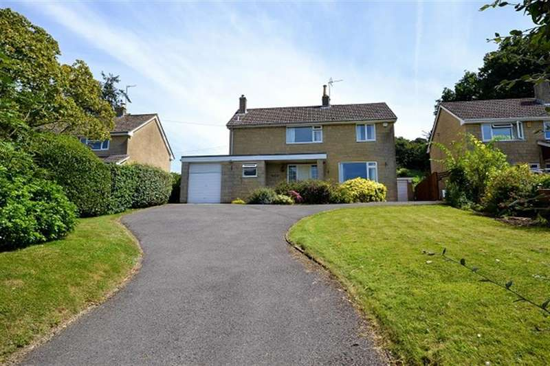 4 Bedrooms Detached House for sale in Wick Lane, Stinchcombe, Dursley
