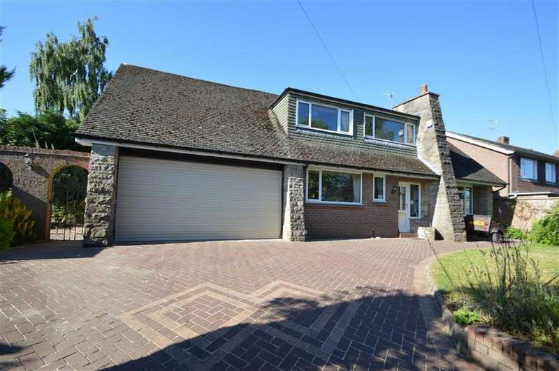 4 Bedrooms Detached House for sale in Hill View, 70, Preston Street, Shrewsbury, SY2