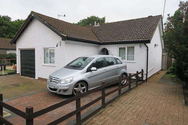 1 Bedroom Bungalow for sale in Evergreen Close, Marchwood, Southampton, SO40 4XU