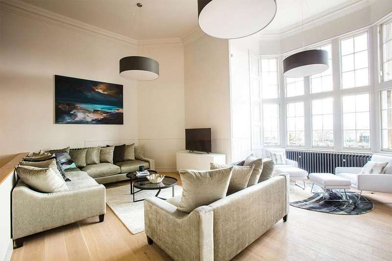 3 Bedrooms Apartment Flat for sale in F14 - Donaldson's, West Coates, Edinburgh, Midlothian