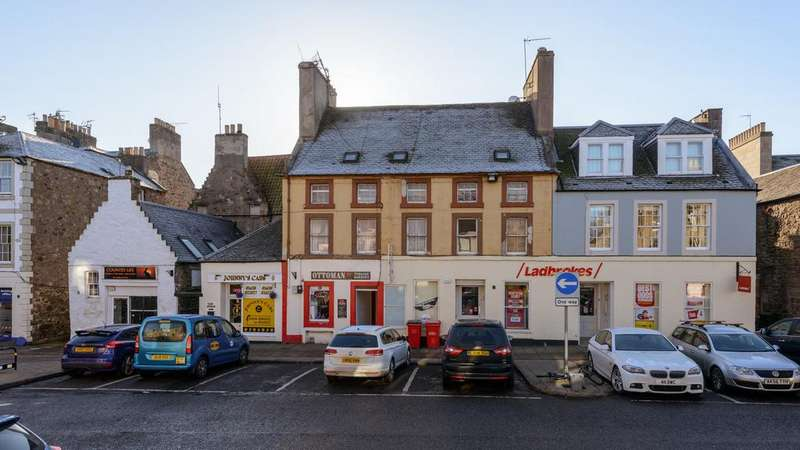 1 Bedroom Duplex Flat for sale in 66a Market Street, Haddington EH41