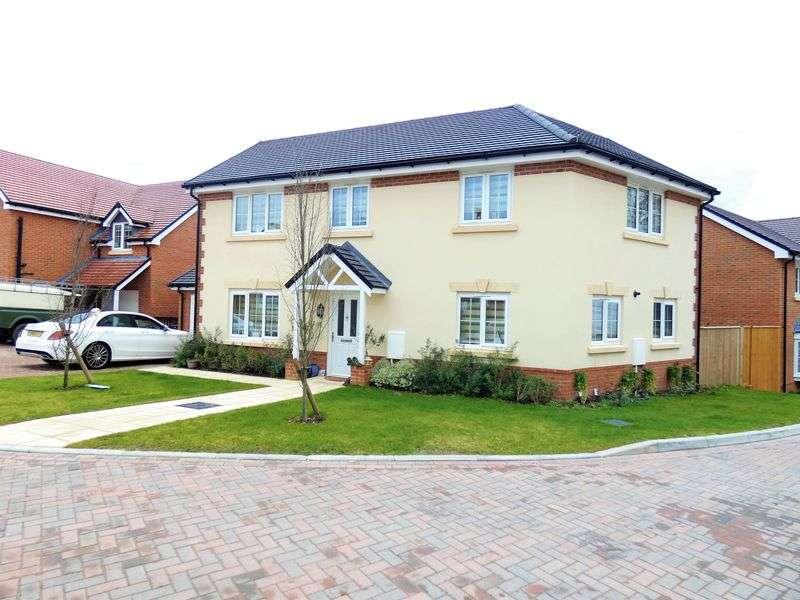 4 Bedrooms Property for sale in Hellyar Rise, Hedge End
