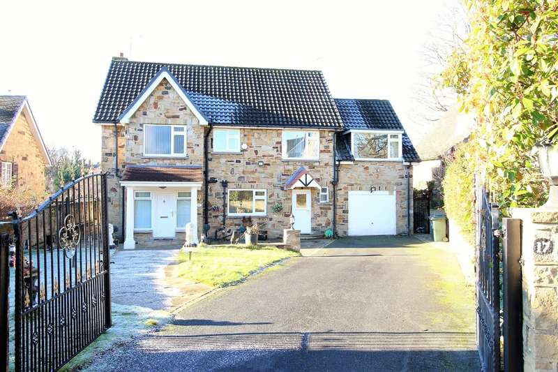 5 Bedrooms Detached House for sale in Ladywood Mead, Oakwod