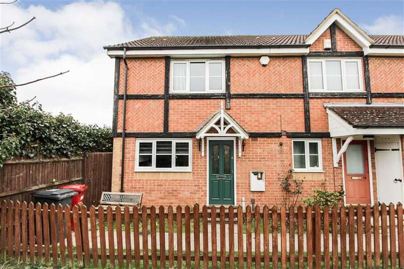 3 Bedrooms End Of Terrace House for sale in Gowings Green, Cippenham