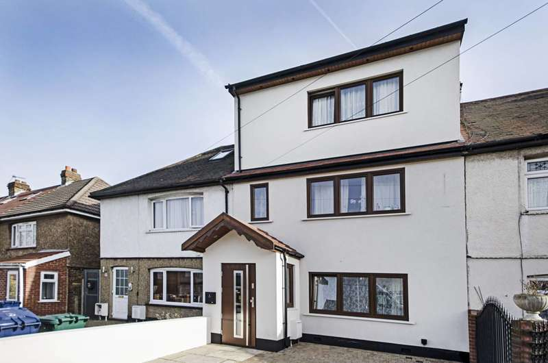 5 Bedrooms House for sale in Clitterhouse Road, Cricklewood, NW2
