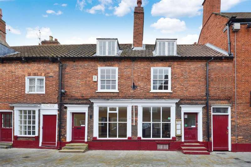 5 Bedrooms House for sale in Bailgate, Lincoln