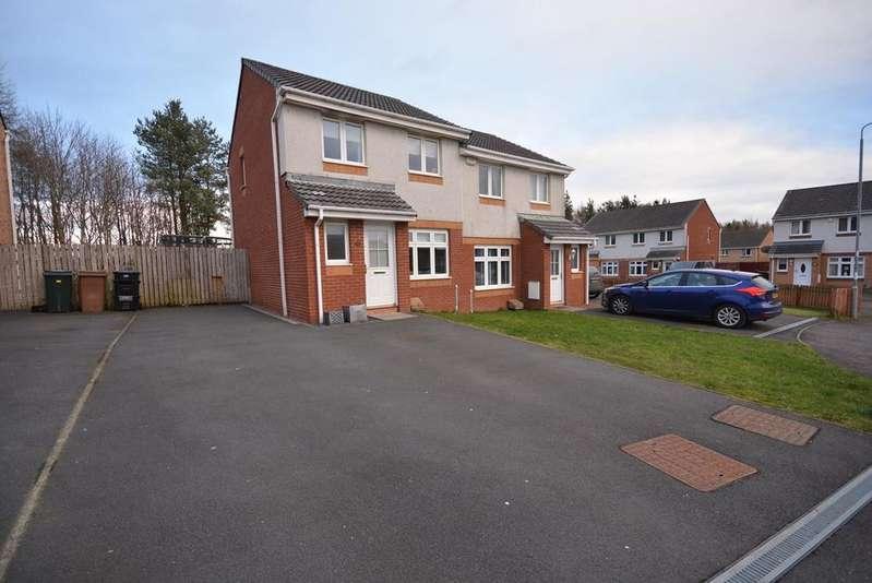 3 Bedrooms Semi Detached House for sale in Tobermory Drive, Kilmarnock, KA3