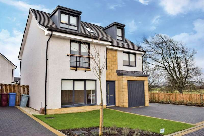 5 Bedrooms Detached House for sale in Colinhill Grange, Strathaven, South Lanarkshire, ML10 6XJ