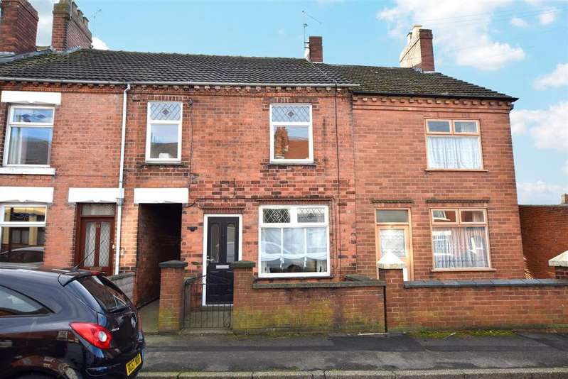 3 Bedrooms Terraced House for sale in Bamford Street, Marehay, Ripley
