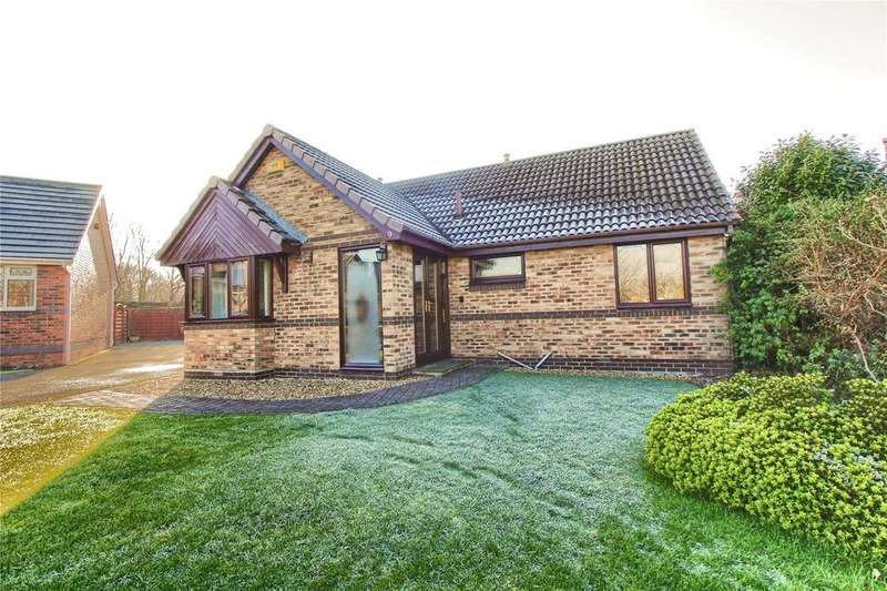 2 Bedrooms Detached Bungalow for sale in Sandalwood Court, Acklam