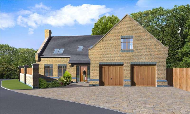 4 Bedrooms Detached House for sale in The Mallards, Coulby Newham