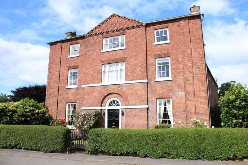 4 Bedrooms Detached House for sale in 2 School Lane, Newton Burgoland, Leicestershire