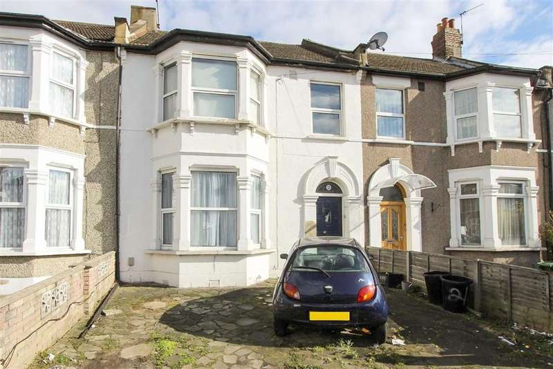 4 Bedrooms Terraced House for sale in Gordon Road, Ilford, Essex, IG1