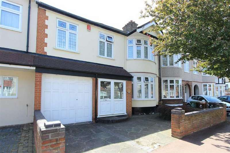4 Bedrooms End Of Terrace House for sale in Cavendish Gardens, Barking, Essex, IG11