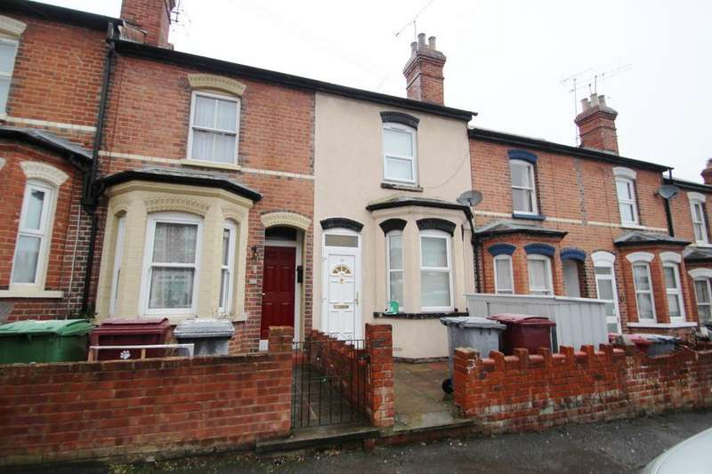 2 Bedrooms House for sale in Shaftesbury Road, Reading, RG30