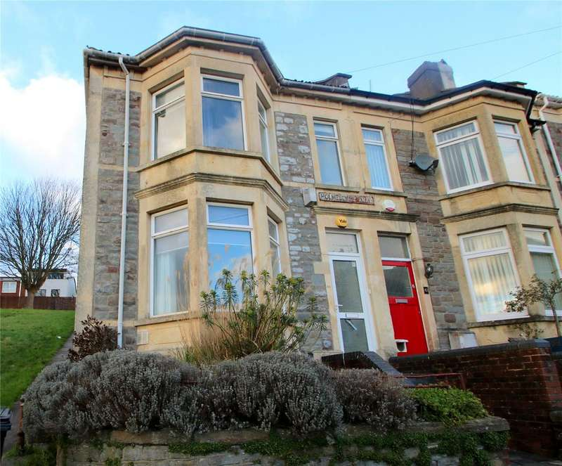 3 Bedrooms End Of Terrace House for sale in Holmesdale Road, Victoria Park, Bristol, BS3