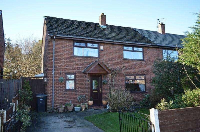 3 Bedrooms Semi Detached House for sale in Ullswater Road, Golborne, WA3 3EX