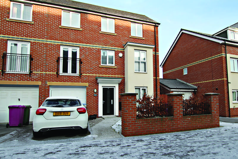 3 Bedrooms Town House for sale in St Domingo Vale, Anfield, Liverpool, L5