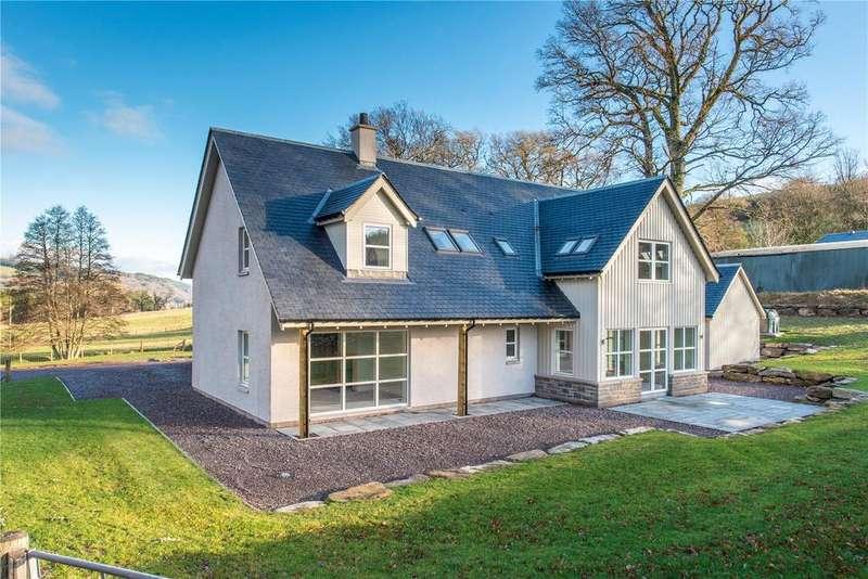5 Bedrooms House for sale in The New House, Croftmoraig, Bolfracks, Aberfeldy, PH15