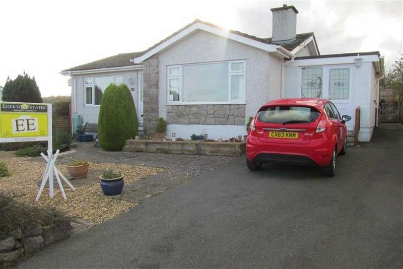 Detached Bungalow for sale in Lon Twrcelyn, Benllech, Isle Of Anglesey