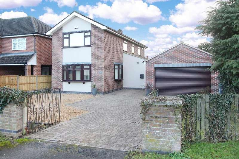 4 Bedrooms Detached House for sale in Rugby Road, Binley Woods, Coventry