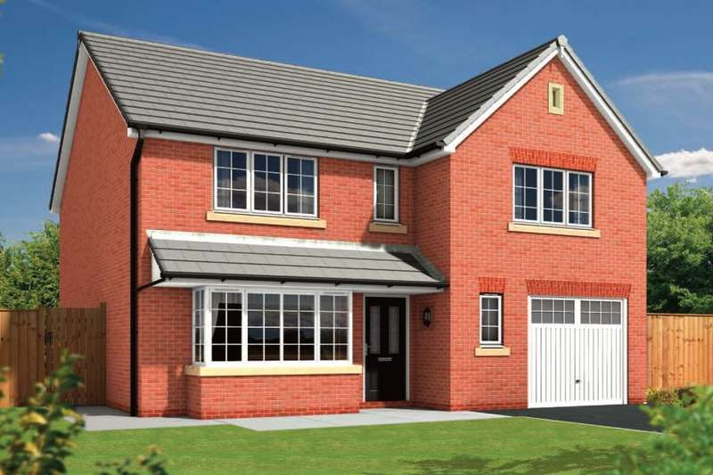 4 Bedrooms Detached House for sale in Talbot Road, Hyde, SK14