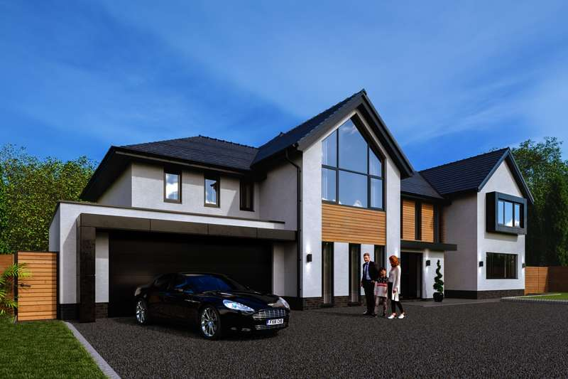 5 Bedrooms House for sale in 5 bedroom House New Build in Hartford