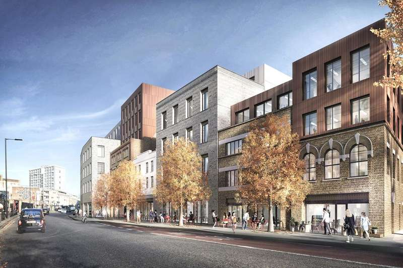 3 Bedrooms Apartment Flat for sale in Shoreditch Exchange,