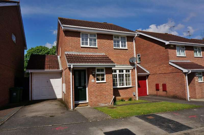 3 Bedrooms Detached House for sale in BRIARWOOD CLOSE, FAREHAM