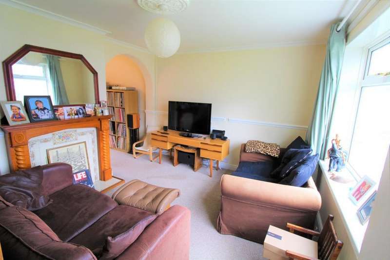 3 Bedrooms End Of Terrace House for sale in Trinity Road, Cwmbran, Gwent, NP44
