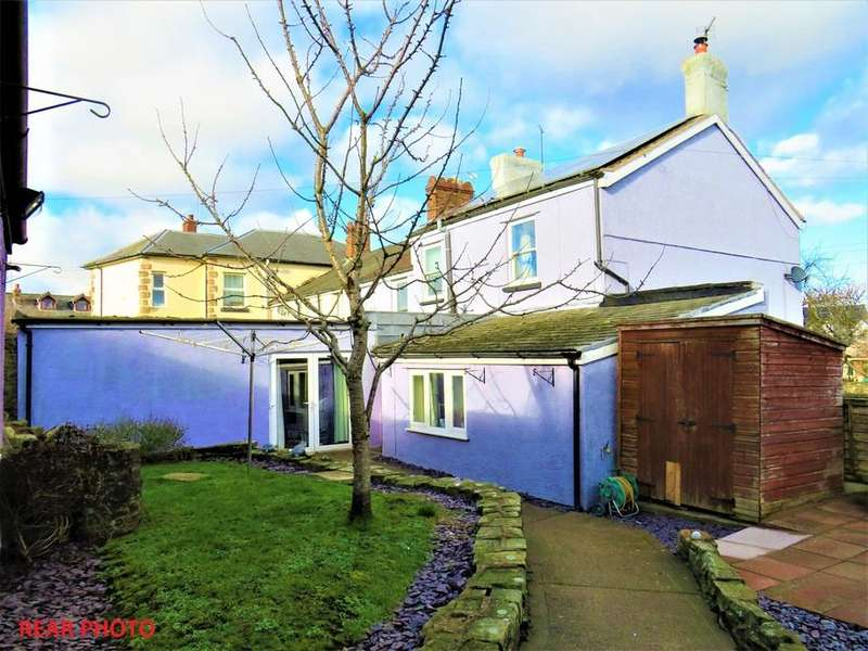 5 Bedrooms End Of Terrace House for sale in Parkend Road, Coleford, GL16