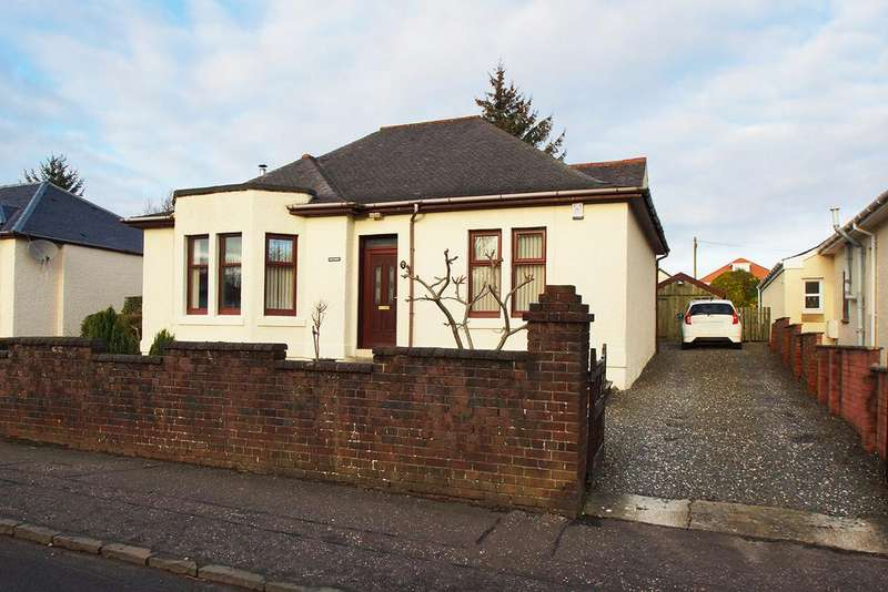 4 Bedrooms Detached Bungalow for sale in Knockinlaw Road, Kilmarnock KA3