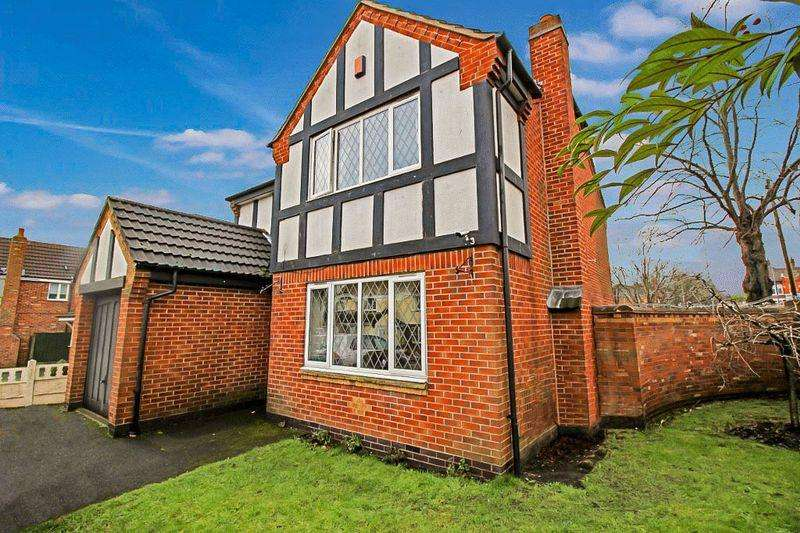 4 Bedrooms Detached House for sale in Woodman Close, Wednesbury