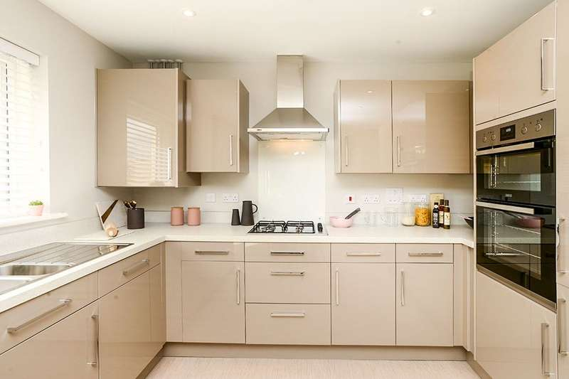 3 Bedrooms Property for sale in Poets Corner Chaucer Way, Manadon, Plymouth, PL5