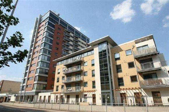 1 Bedroom Property for sale in Citygate House, 757575 Eastern Avenue, Gants Hill, Ilford