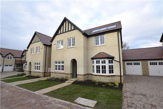 4 Bedrooms Detached House for sale in The Cheddar The Chestnuts, WINSCOMBE, Somerset, BS25 1LD