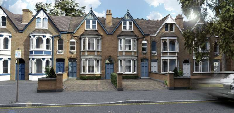 5 Bedrooms Terraced House for sale in Alcester Road, Moseley, Birmingham, B13